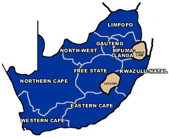 properties in south africa