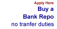 bank repo property