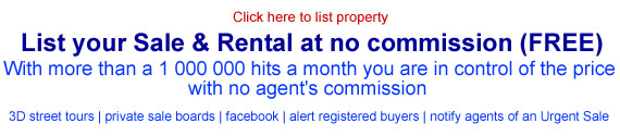 list your sale and rental property