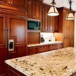 Renovating or remodeling kitchen countertops