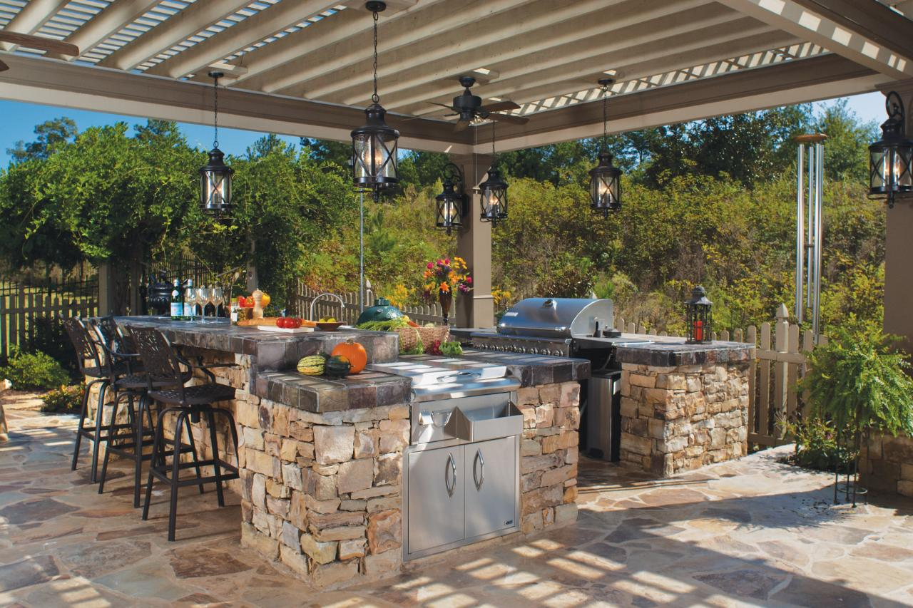Outdoor Kitchens u2013 Optimizing Your Outdoor Space | No Agent Private Property Marketplace & Outdoor Kitchens u2013 Optimizing Your Outdoor Space | No Agent Private ...