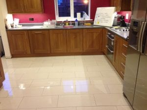 ceramic kitchen flooring