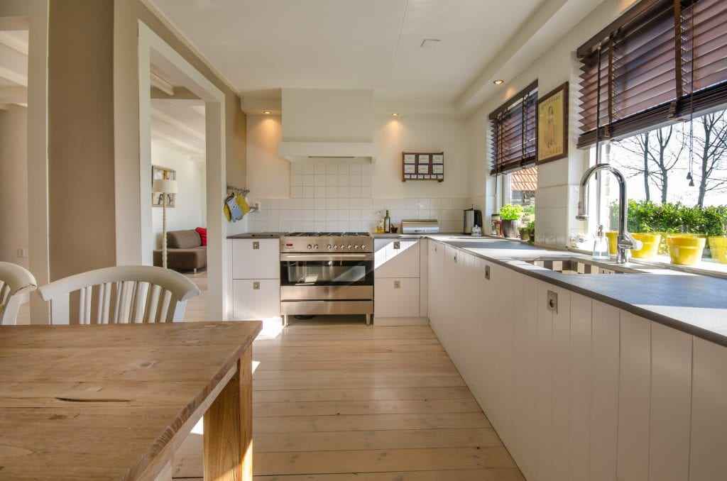 Running a Show House When Selling Your Property